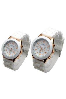 Đồng hồ cặp dây nhựa C91- 130