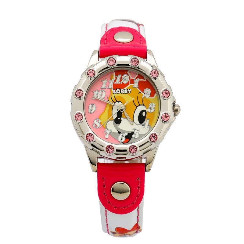 Đồng hồ cho bé GE116 (Hồng) bán chạy