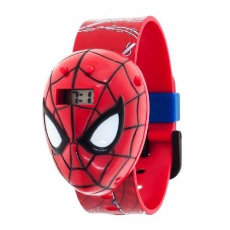 Nơi bán Đồng hồ có nhạc Marvel Spiderman Molded Sound LCD Watch