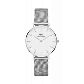 Đồng hồ Daniel Wellington Petite Sterling 32MM White