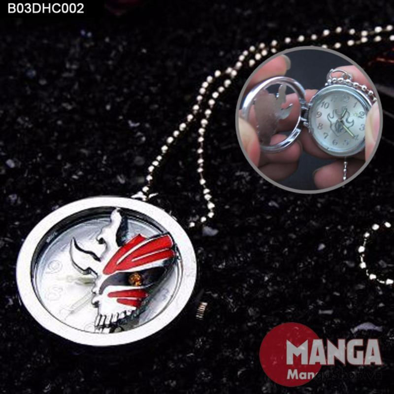 Đồng hồ dây chuyền Bleach - 002 Mặc định bán chạy