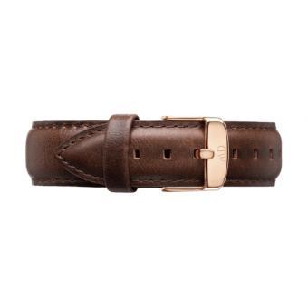 Đồng hồ dây da Daniel Wellington Classic Bristol 40mm (Nâu sẫm) - 3