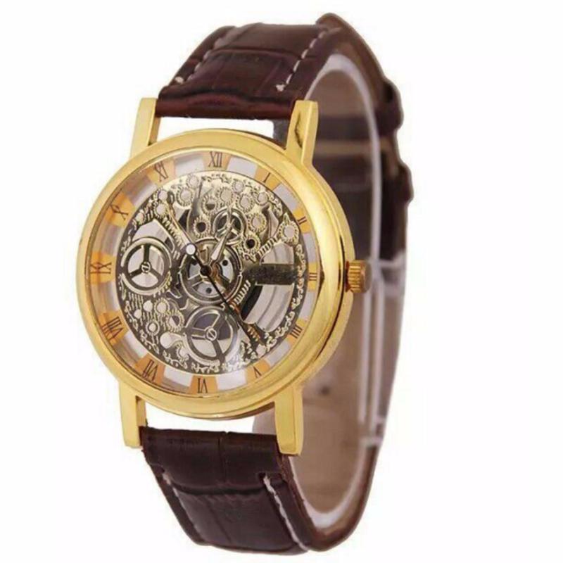 Nơi bán Đồng hồ dây da giả cơ AnCom GL ADS-79