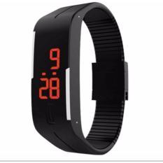 Đồng hồ đèn led thể thao (đen) - SaLi Company