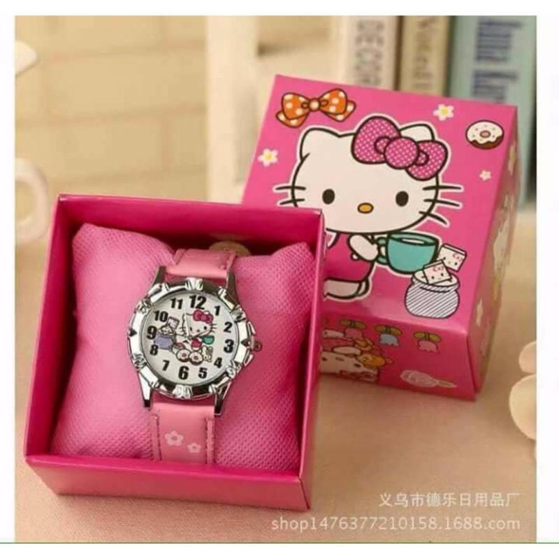 Đồng hồ đeo tay hình ngỗ nghĩnh cho bé bán chạy