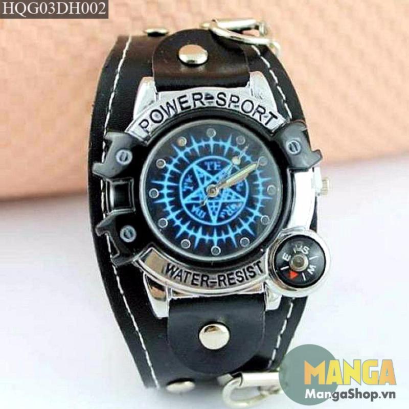 Đồng hồ Đeo Tay Hiphop Hắc Quản Gia - 002 bán chạy