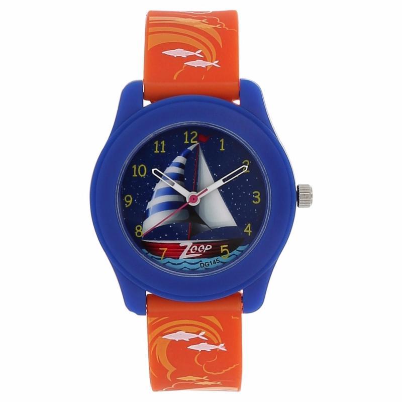 Đồng hồ đeo tay Titan Zoop Bé trai 16003PP04 bán chạy