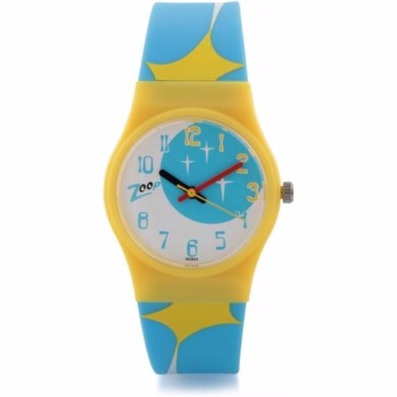 Đồng hồ đeo tay trẻ em hiệu Titan Zoop C3028PP10 bán chạy