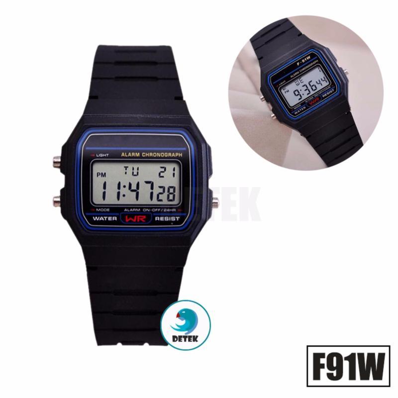 Nơi bán Đồng hồ điện tử F91W (Đen)