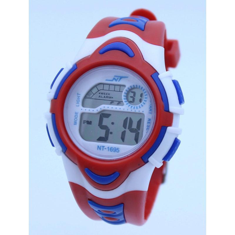 Đồng hồ điện tử trẻ em IDW 7892 (Đỏ) bán chạy