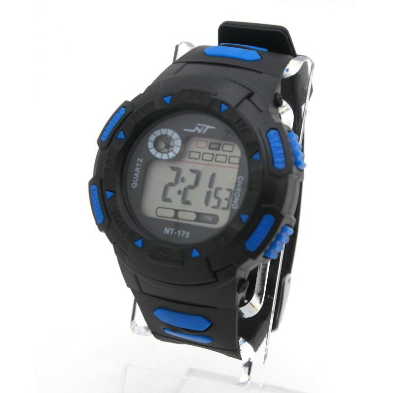 Đồng hồ điện tử trẻ em IDW 7901 (Xanh dương) bán chạy