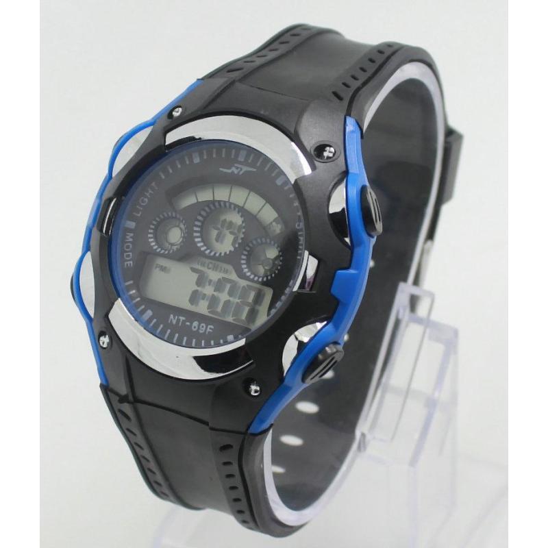 Đồng hồ điện tử trẻ em IDW 7941 (Xanh dương) bán chạy
