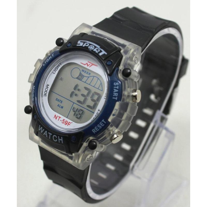 Đồng hồ điện tử trẻ em IDW 7987 (Xanh đen) bán chạy