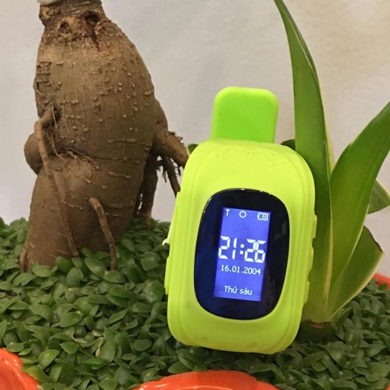 Đồng hồ định vị E1 xanh lá bán chạy