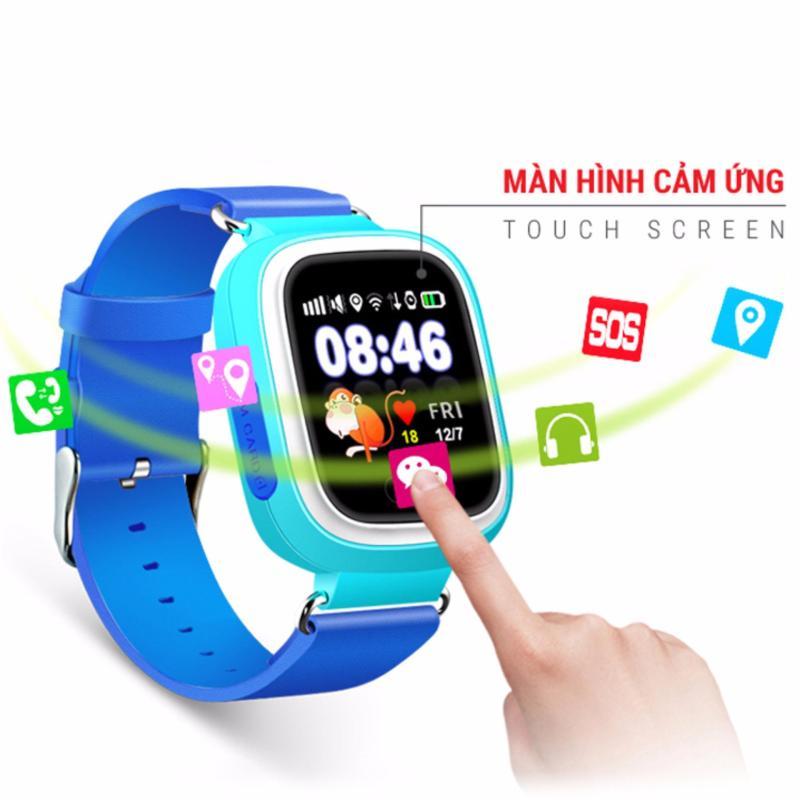 Đồng hồ định vị trẻ em nhiều chức năng NetWatch® V3-SE (Xanh) bán chạy