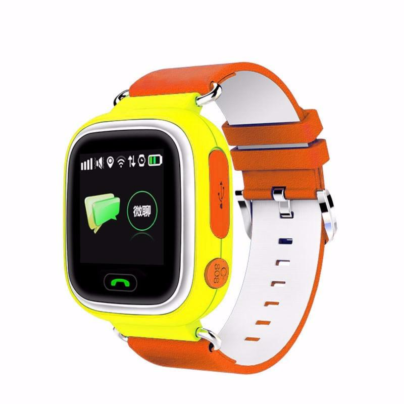 Đồng hồ định vị trẻ em Q90 màn hình cảm ứng 1.22 Inch bán chạy