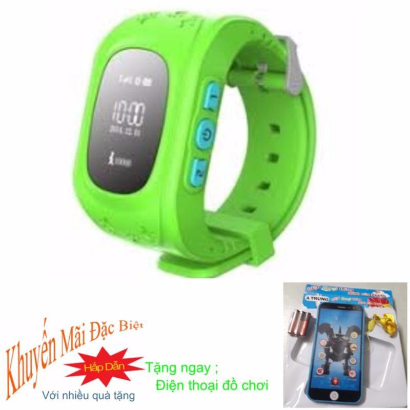Đồng hồ định vị và giám sát trẻ em thông minh -SMARTWATCH  +Điện thoại đồ chơi cho bé bán chạy