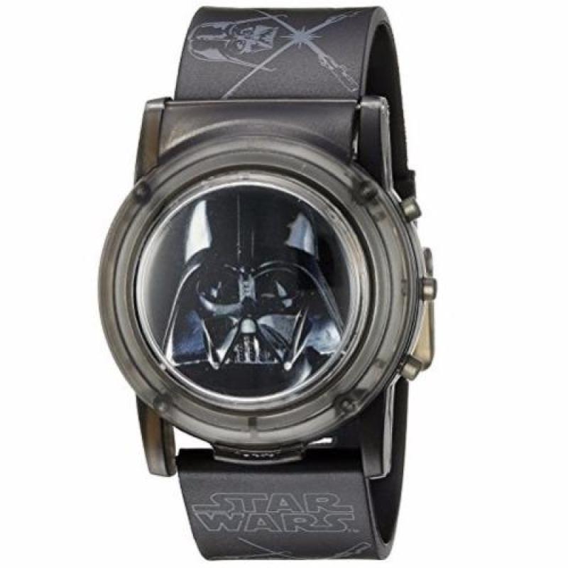 Đồng hồ Disney StarWars Darth Vader Sound FX Flashing (Đen) bán chạy