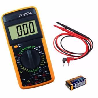 Đồng hồ đo điện vạn năng DIGITAL DT-9205A