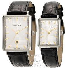 Nơi Bán Đồng hồ đôi Romanson DL5163NMCWH + DL5163LCWH  La Galerie