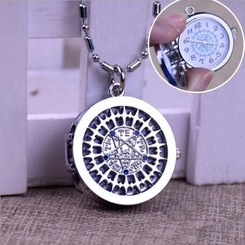 Đồng hồ Hắc Quản Gia Dây chuyền - 001 bán chạy