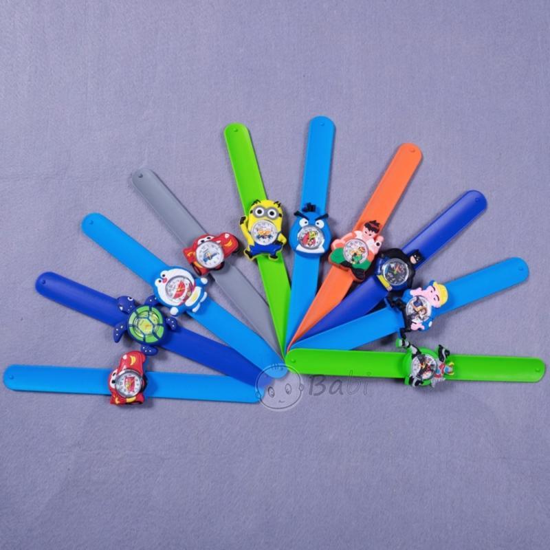 Nơi bán Đồng hồ hoạt hình an toàn cho bé + tặng 01 kẹp chống muỗi cho bé
