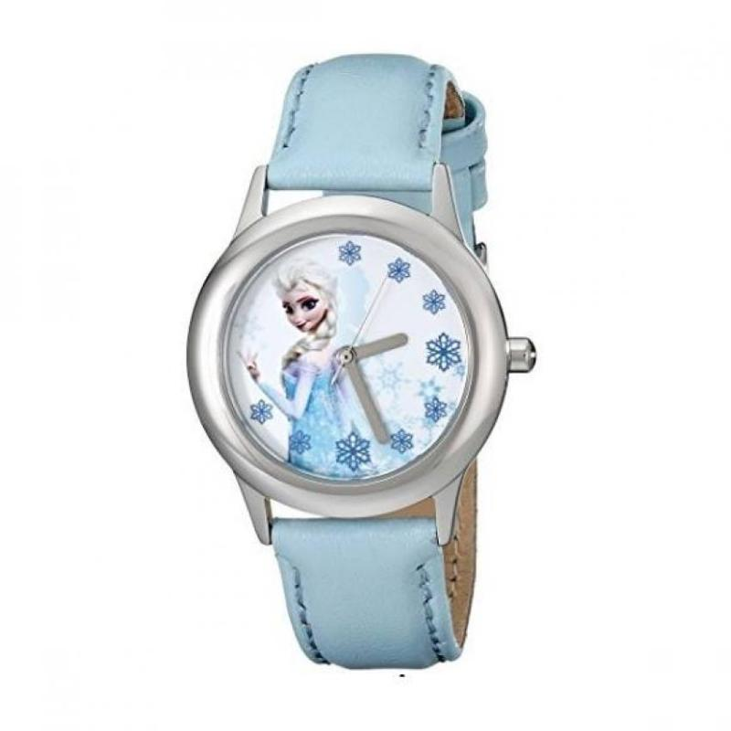Đồng hồ kim Disney Kids' Frozen Tween Snow Elsa (Xanh) bán chạy