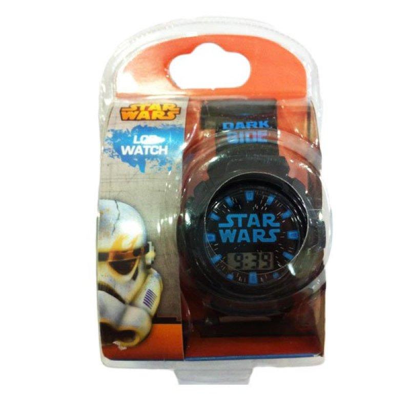 Đồng hồ LCD Disney Star Wars Stormtrooper (Đen) bán chạy