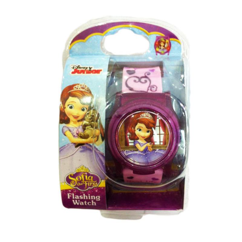Đồng hồ LCD Flashing Watch Disney Sofia bán chạy