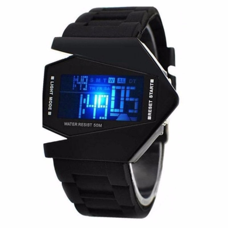 Đồng hồ LED SKMEI trẻ em 0817b màu Đen bán chạy