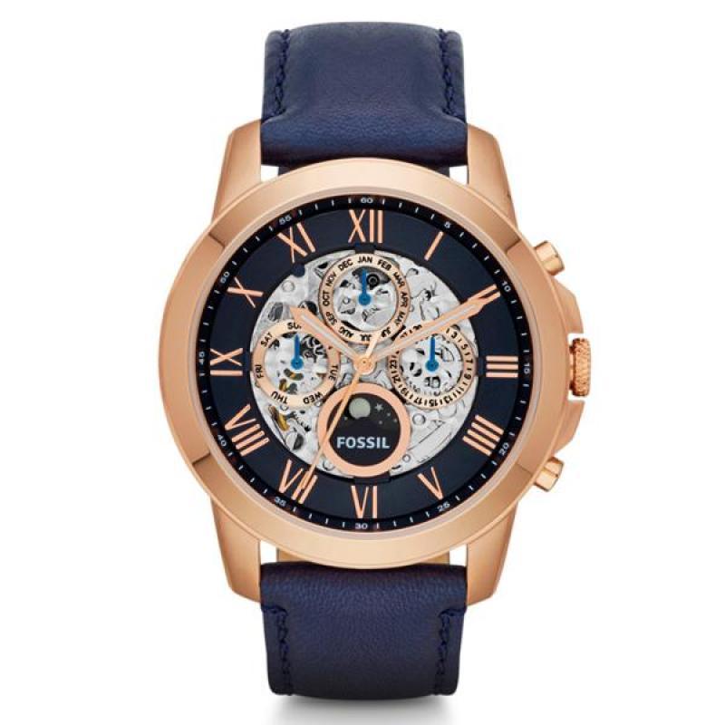 Nơi bán Đồng hồ nam cao cấp dây da Fossil ME3029 (Màu khác) - Phân phối chính hãng