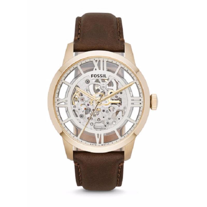 Nơi bán Đồng hồ nam dây da Fossil ME3043 (Nâu)