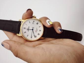 Đồng hồ Nam dây da Lotusman M859A.GYW