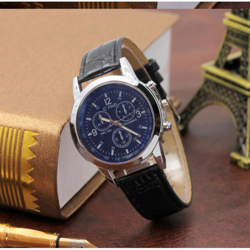 Nơi bán Đồng hồ nam dây da Thời Trang