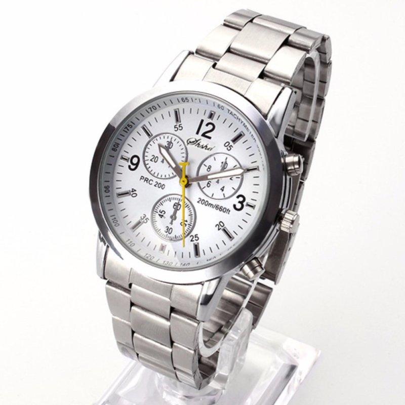 Nơi bán Đồng hồ nam dây hợp kim JH JH001-3 (Xanh)