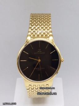 Đồng hồ Nam dây kim loại Lotusman M754A.GGB