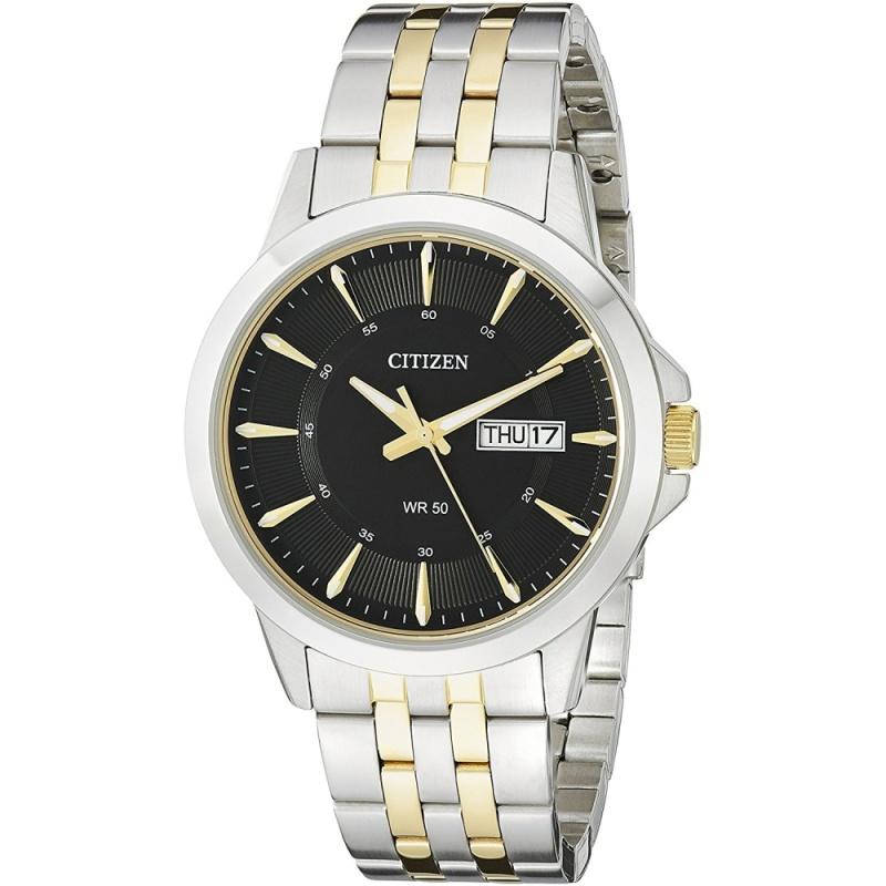 Nơi bán Đồng hồ nam dây thép Citizen BF2018-52E (Bạc) - Hãng Phân phối chính thức