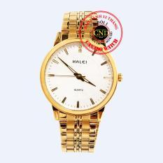 Cách mua Đồng hồ nam dây thép Halei HL3610 Mặt Kính Saphia Chống Xước Chống Nước