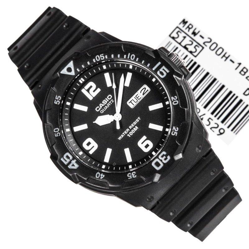 Nơi bán Đồng hồ nam nam dây nhựa Casio MRW-200H-1B2