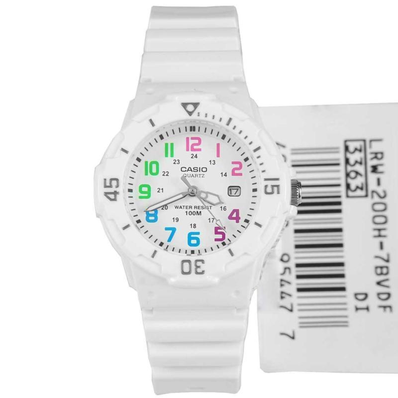 Nơi bán Đồng hồ nữ dây nhựa Casio LRW-200H-7Bvdf