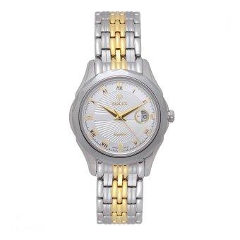 Đồng hồ nữ dây thép không gỉ Aolix AL 9111
