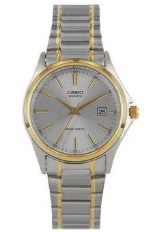 Đồng hồ nữ dây thép không gỉ bạc Casio LTP-1183G-7ADF (BạC)