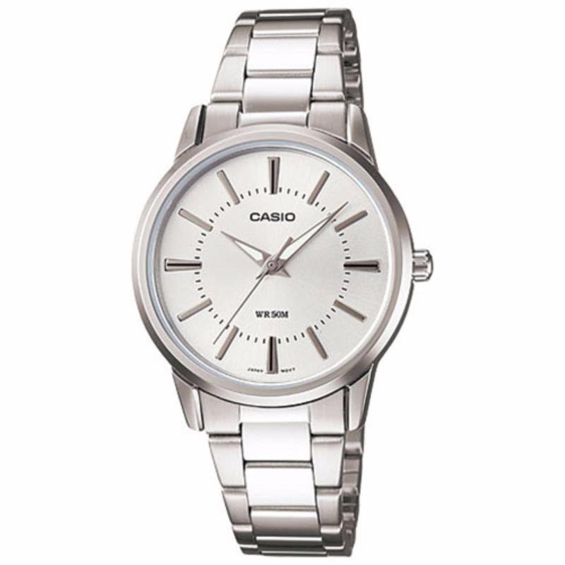 Nơi bán Đồng hồ nữ dây thép không gỉ Casio LTP-1303D-7AVDF