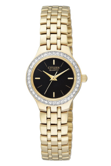 Đồng hồ nữ dây thép không gỉ Citizen EJ6042-56E (Vàng)