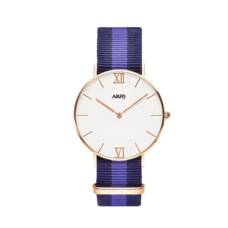 Nơi bán Đồng hồ nữ dây vải Nato NARY - CH020 (DTD-V)