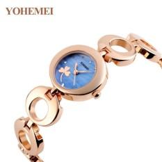 Nơi Bán Đồng hồ nữ lắc tay đính đá YOHEMEI CH377 – 2A  Tini shop