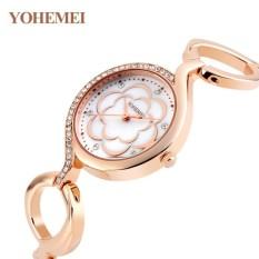 Đánh Giá Đồng hồ nữ lắc tay đính đá YOHEMEI CH387 – 7A  Tini shop
