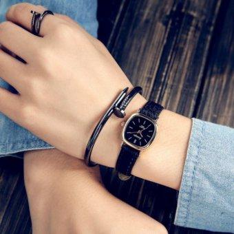 Đồng hồ nữ mặt vuông nhí xinh xinh