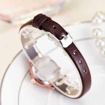 Đồng hồ nữ Yuhao dây nhí xinh xắn - 5