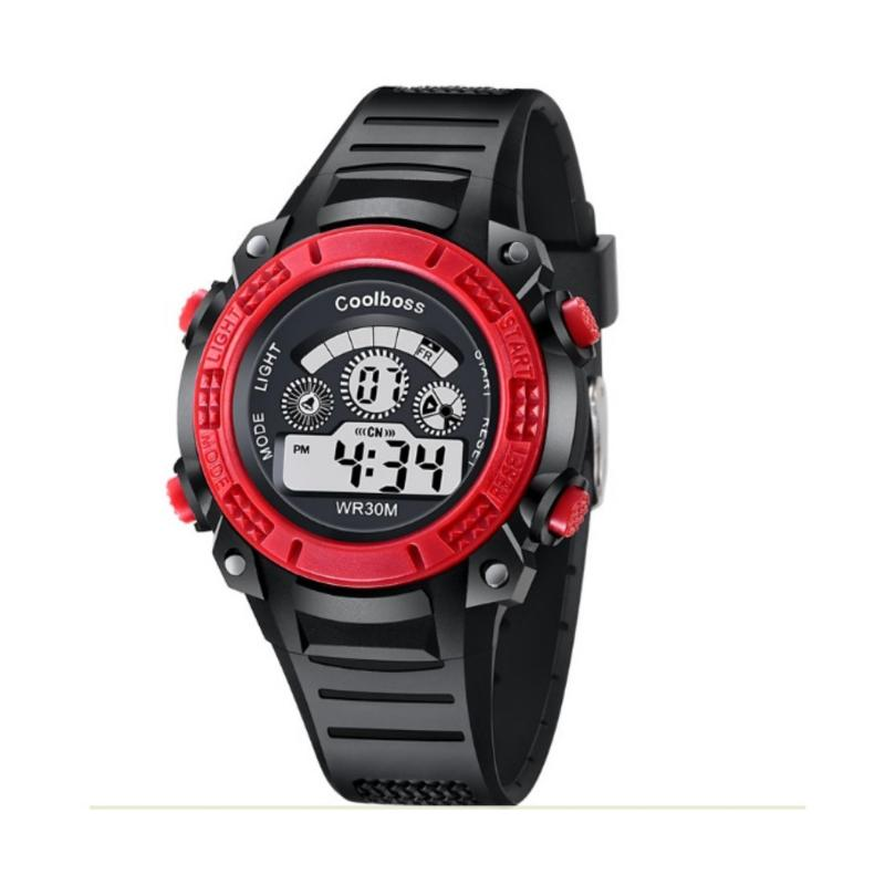 Nơi bán Đồng hồ S-Sport Cool Boss 99267 (Đỏ)